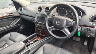 2008 Mercedes-Benz M-Class W164 MY08 ML320 CDI Luxury Silver 7 Speed Sports Automatic Wagon
