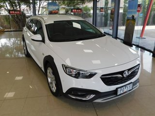 2018 Holden Calais ZB MY18 Tourer AWD White 9 Speed Sports Automatic Wagon
