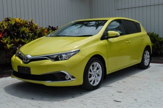 2015 Toyota Corolla ZRE182R Ascent Sport Citrus 6 Speed Manual Hatchback