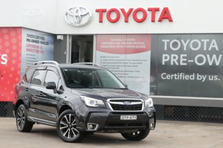 2017 Subaru Forester S4 MY18 XT CVT AWD Premium Grey 8 Speed Constant Variable Wagon.