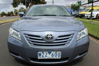 2007 Toyota Camry ACV40R Altise Grey 5 Speed Automatic Sedan.
