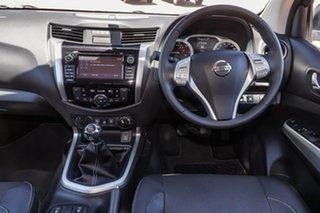 2019 Nissan Navara D23 S3 ST-X White 6 Speed Manual Utility