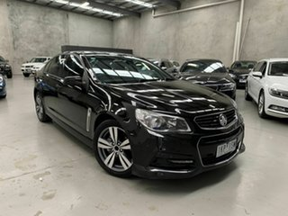 2013 Holden Commodore VF MY14 SV6 Black 6 Speed Sports Automatic Sedan.