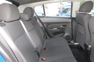 2013 Holden Cruze JH Series II MY14 Equipe Blue 6 Speed Sports Automatic Hatchback