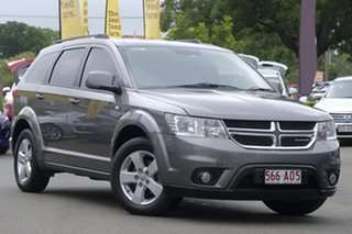 2011 Dodge Journey JC MY12 SXT Grey 6 Speed Automatic Wagon.