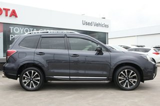 2017 Subaru Forester S4 MY18 XT CVT AWD Premium Grey 8 Speed Constant Variable Wagon