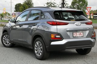 2020 Hyundai Kona OS.3 MY20 Go 2WD Lake Silver/grey Clo 6 Speed Sports Automatic Wagon.