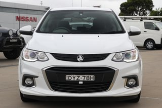 2018 Holden Barina TM MY18 LS White 6 Speed Automatic Hatchback