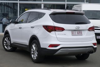 2015 Hyundai Santa Fe DM2 MY15 Elite White 6 Speed Sports Automatic Wagon