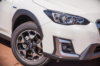 2020 Subaru XV G5X Hybrid White Constant Variable SUV