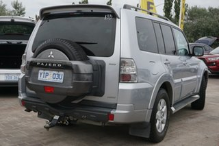 2012 Mitsubishi Pajero NW MY12 Activ Silver 5 Speed Sports Automatic Wagon