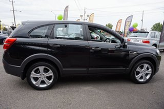 2015 Holden Captiva CG MY15 7 LS Black 6 Speed Sports Automatic Wagon