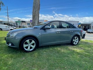 2010 Holden Cruze JG CDX 6 Speed Sports Automatic Sedan