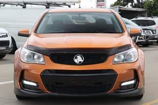 2017 Holden Ute VF II MY17 SV6 Orange 6 Speed Automatic Utility
