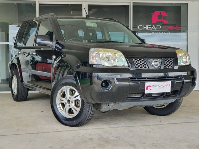 Used Nissan X-Trail T30 II MY06 ST Brendale, 2007 Nissan X-Trail T30 II MY06 ST Black 4 Speed Automatic Wagon