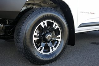 2014 Holden Colorado RG MY14 LX White 6 Speed Sports Automatic Cab Chassis
