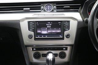 2016 Volkswagen Passat 3C MY17 132 TSI White 7 Speed Auto Direct Shift Wagon