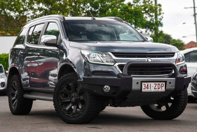 Used Holden Trailblazer RG MY19 LTZ Mount Gravatt, 2019 Holden Trailblazer RG MY19 LTZ Grey 6 Speed Sports Automatic Wagon