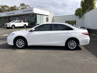2016 Toyota Camry ASV50R Altise White 6 Speed Sports Automatic Sedan