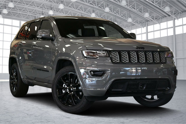 Used Jeep Grand Cherokee WK MY20 Night Eagle Victoria Park, 2020 Jeep Grand Cherokee WK MY20 Night Eagle Sting Grey 8 Speed Sports Automatic Wagon