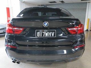 2016 BMW X4 F26 xDrive35d Coupe Steptronic Black 8 Speed Automatic Wagon