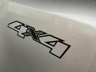 2014 Holden Colorado LT Silver Manual Dual Cab Utility
