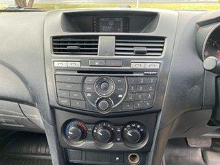 2015 Mazda BT-50 UR0YF1 XT 4x2 Hi-Rider White 6 Speed Sports Automatic Utility