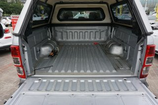 2012 Ford Ranger PX XL Hi-Rider Silver 6 Speed Sports Automatic Utility