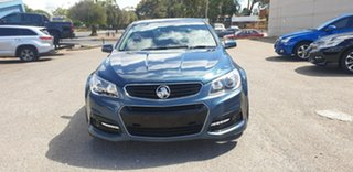 2014 Holden Commodore VF MY14 SV6 Blue 6 Speed Sports Automatic Sedan