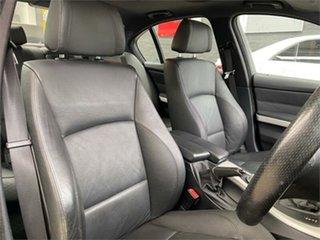 2008 BMW 323i E90 323i Black Sapphire Sports Automatic Sedan