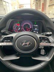 2020 Hyundai i30 CN7.V1 MY21 Active Polar White 6 Speed Automatic Sedan