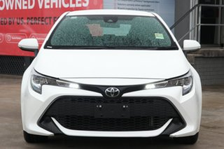 2019 Toyota Corolla Mzea12R Ascent Sport Glacier White 10 Speed Constant Variable Hatchback