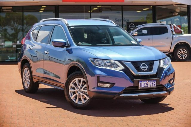 Used Nissan X-Trail T32 Series II ST-L X-tronic 2WD Gosnells, 2019 Nissan X-Trail T32 Series II ST-L X-tronic 2WD Blue 7 Speed Constant Variable Wagon