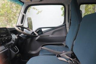 2012 Mitsubishi Fuso Canter White Automatic Tray Truck