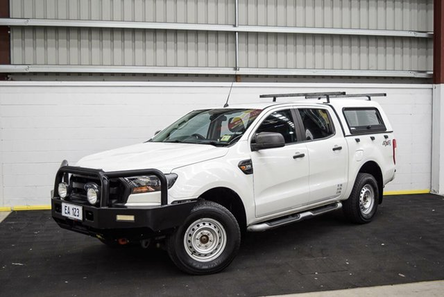 Used Ford Ranger PX MkII XL Canning Vale, 2016 Ford Ranger PX MkII XL White 6 Speed Sports Automatic Utility