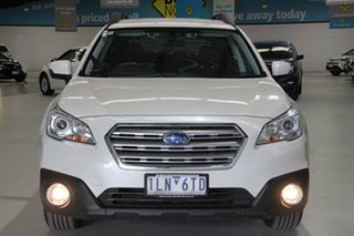 2017 Subaru Outback MY16 2.0D AWD White Continuous Variable Wagon