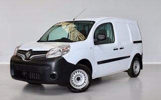 2018 Renault Kangoo F61 Phase II SWB EDC White 6 Speed Sports Automatic Dual Clutch Van.