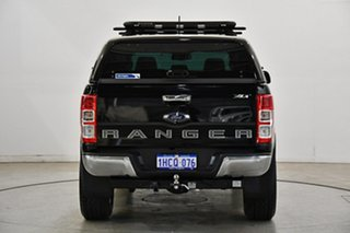2020 Ford Ranger PX MkIII 2020.25MY XLT Shadow Black 10 Speed Sports Automatic Double Cab Pick Up