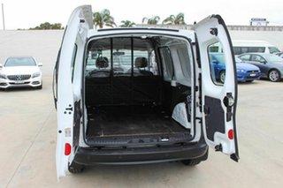 2017 Renault Kangoo F61 Phase II Maxi LWB White 6 Speed Manual Van.