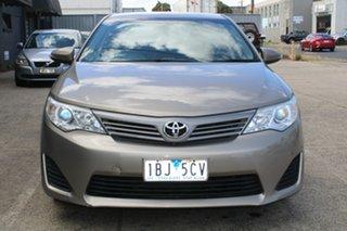 2013 Toyota Camry ASV50R Altise Brown 6 Speed Automatic Sedan.