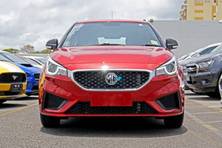 2020 MG MG3 SZP1 MY20 Red 4 Speed Automatic Hatchback.