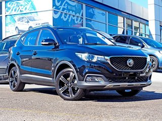 2020 MG ZS AZS1 MY19 Essence 2WD Black 6 Speed Automatic Wagon.