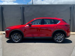 2020 Mazda CX-5 KF4WLA Akera SKYACTIV-Drive i-ACTIV AWD Soul Red Crystal 6 Speed Sports Automatic