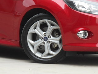 2013 Ford Focus LW MkII Sport 5 Speed Manual Hatchback.