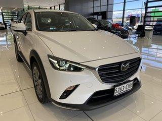 2020 Mazda CX-3 Akari SKYACTIV-Drive FWD LE Wagon.