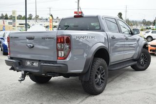 2020 Ford Ranger PX MkIII 2020.25MY Raptor Grey 10 Speed Sports Automatic Double Cab Pick Up