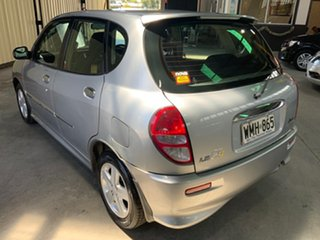 2000 Daihatsu Sirion M101RS GTVi Silver 4 Speed Sports Automatic Hatchback