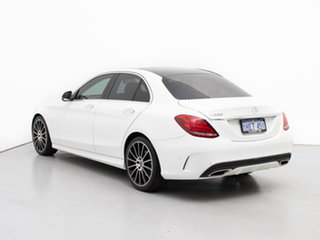 2017 Mercedes-Benz C300 205 MY17.5 White 9 Speed Automatic G-Tronic Sedan