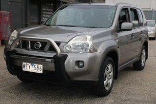 2008 Nissan X-Trail T31 ST (4x4) Grey 6 Speed Manual Wagon.