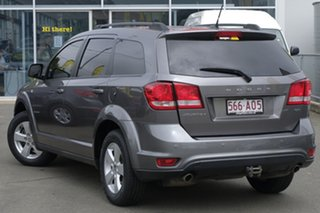 2011 Dodge Journey JC MY12 SXT Grey 6 Speed Automatic Wagon